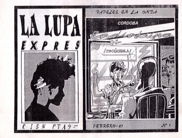 La lupa Express