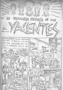Verdadera Historia de Yacentes 1