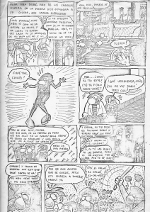 Verdadera Historia de Yacentes 3