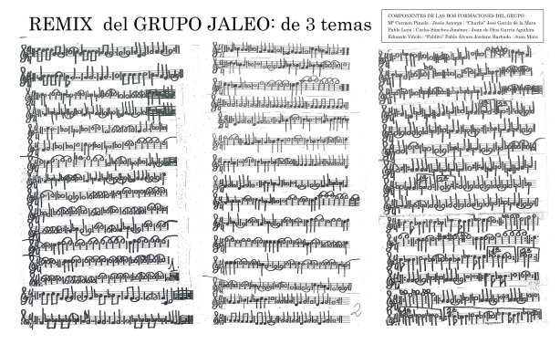 REMIX DEL GRUPO JALEO