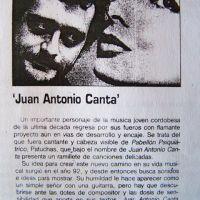 Juan Antonio Canta 5