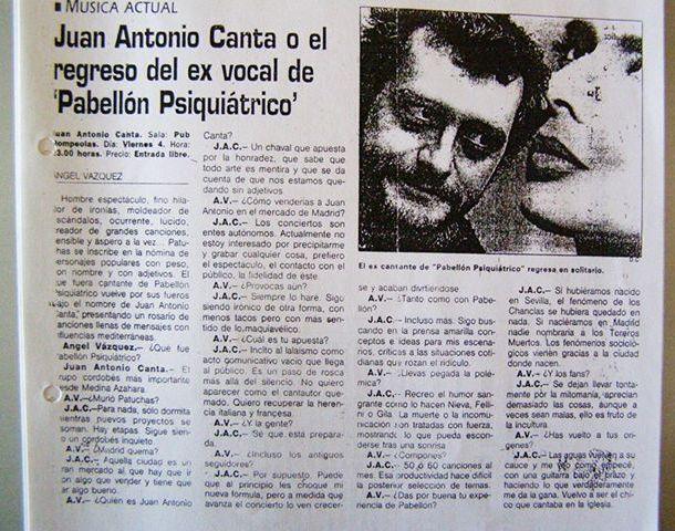 Juan Antonio Canta 6